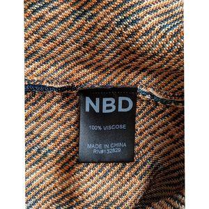 NBD Dresses - NWOT - NBD x REVOLVE Offense Dress - S